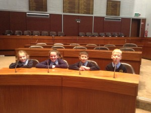 School council Mayoral visit 009