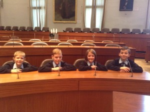 School council Mayoral visit 010